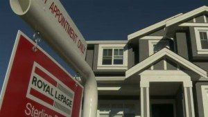 B.C. sees slow shift from seller's market to buyer's market